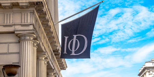IoD Leaders' Lunch with Senator John Le Fondre, Chief Minister of Jersey