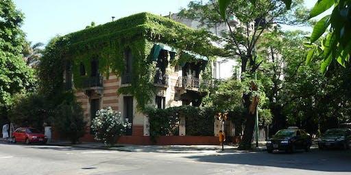 Belgrano R, empedrada, arbolada, con calles únicas.... encantadora