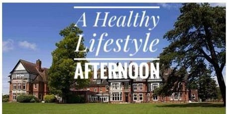 Healthy Lifestyle Afternoon tickets