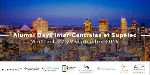 Alumni Days Inter-Centrales et Supélec