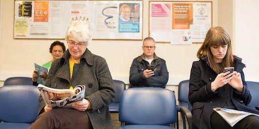 Healthwatch Wandsworth Public Event: Tackling Health Inequalities