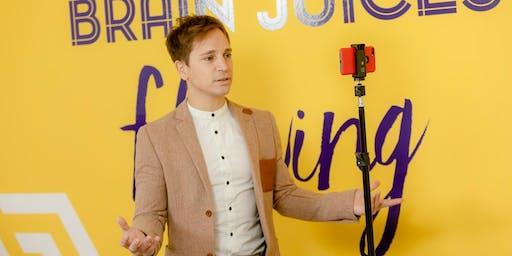 Smartphone Video Workshop in Leeds