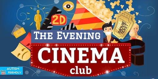 Roscrea Cinema Club- (Evening Club)July 2019
