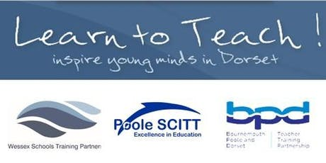 Copy of Information Evening -Train to Teach in Poole and Dorset tickets