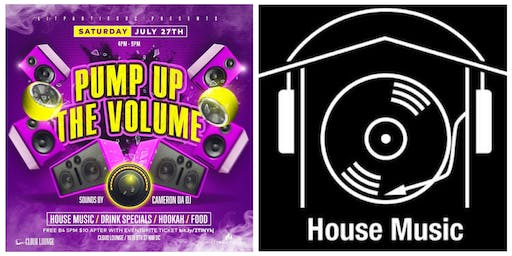 PUMP UP THE VOLUME THE RETURN OF HOUSE SESSIONS WITH LITPARTIESDC