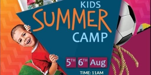 Kids Summer Camp in Dublin
