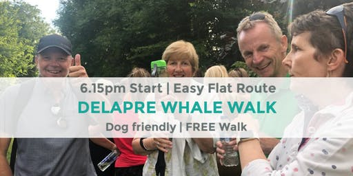 DELAPRE WHALE WALK | APPROX 3.5 MILES | EASY | NORTHANTS