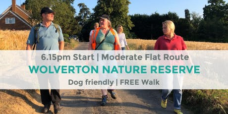 WOLVERTON MILL NATURE RESERVE | APPROX 4 MILES | EASY | BUCKS tickets