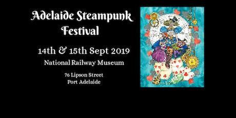 Adelaide Steampunk Festival 2019 tickets