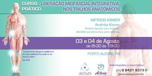 Curso de Liberação Miofascial Integrativa Método Kisner 19ª ed - PoA RS