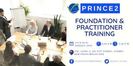 Prince2 Foundation |Practitioner Training |August | 2019 | Sydney | Weekend tickets