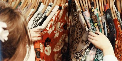 Vintage Shopping In Birmingham With A Vintage Shop Owner!