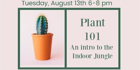 Houseplant 101 - Grow Geneva tickets