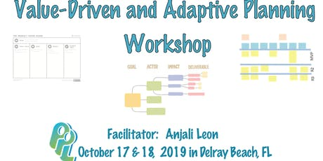 Value-Driven and Adaptive Planning Workshop (An outcome driven approach to Agile requirements and planning) tickets