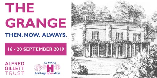The Grange: Then. Now. Always