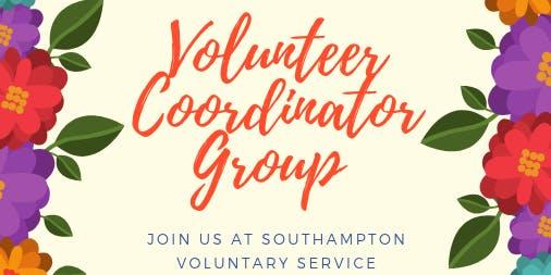 Volunteer Coordinator Forum September