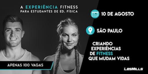 2ª EDIÇÃO - LES MILLS OPEN PARA ESTUDANTES DE ED. FÍSICA