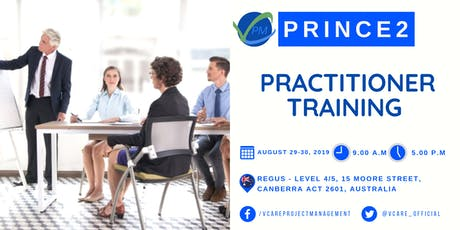 Prince2 Practitioner Training | Canberra | August | 2019 tickets