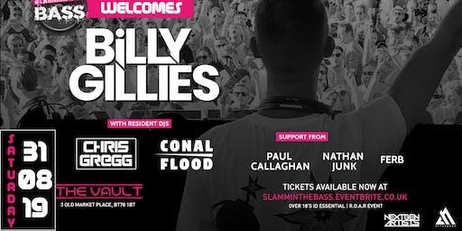 Billy Gillies | Slammin The Bass