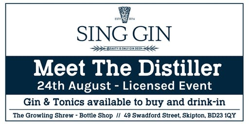 Meet The Distiller - Sing Gin (Kettlesing)