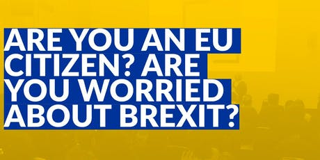 Brexit: EU Settlement Scheme Information tickets