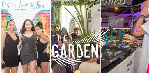 The Garden - Ibiza Pre Party - 2019
