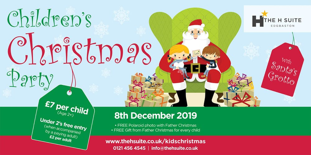 A Christmas Party.Children S Christmas Party Tickets Multiple Dates Eventbrite