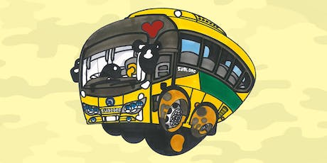 Psychedelic Forest Carnival 2019 Bus Service tickets