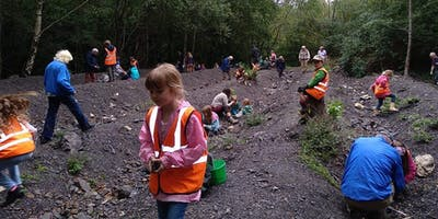 Fossil Fun at Writhlington, Radstock