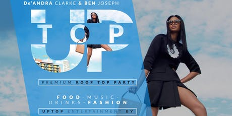 UpTop Rooftop Brunch tickets