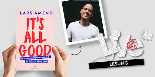 LESUNG: Lars Amend