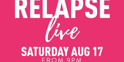 Live Music: Relapse at The Long Barn Slough