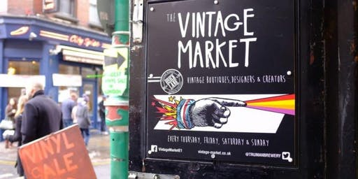 Vintage Shopping Tour In London With A Vintage Shop Owner!