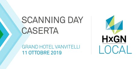 HxGN LOCAL SCANNING TECHNOLOGY DAY CASERTA biglietti