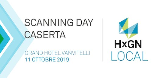 HxGN LOCAL SCANNING TECHNOLOGY DAY CASERTA
