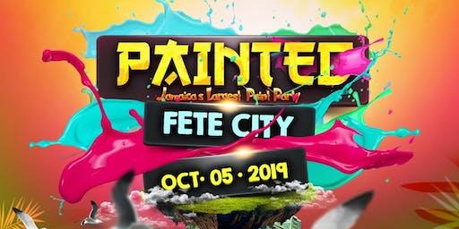 Painted: Jamacia's Largest Paint party - Fete City