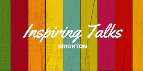 Inspiring Talks Brighton #023 September tickets