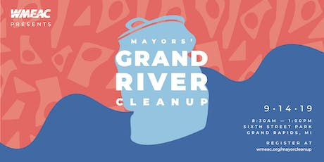 WMEAC - Mayors' Grand River Cleanup tickets