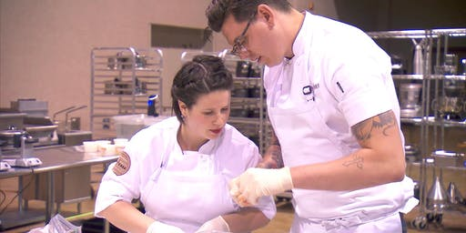 Cappy's Supper Club: A Double Top Chef Dinner with Platform