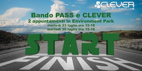 CLEVER e Bando PASS biglietti