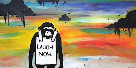 Paint Street Art! London tickets