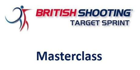 British Shooting Masterclass 2019 - Conditioning for Target Sprint tickets