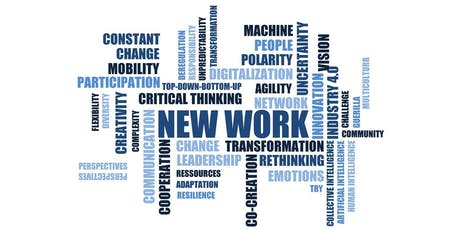 New Work – Navigating Change Tickets