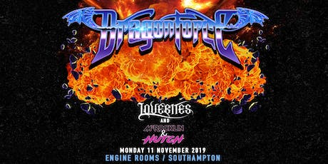 Dragonforce (Engine Rooms, Southampton) tickets