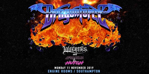 Dragonforce (Engine Rooms, Southampton)