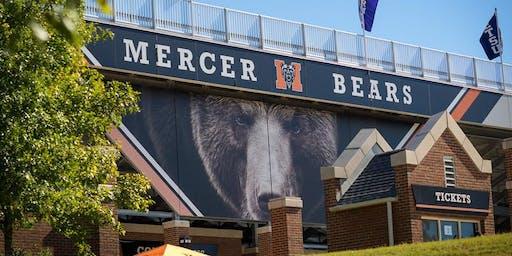 Mercer vs. Chattanooga Alumni Tailgate