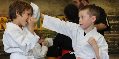 FREE Children's Beginner Martial Arts Workshop tickets