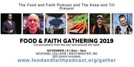 Food and Faith Gathering 2019 tickets