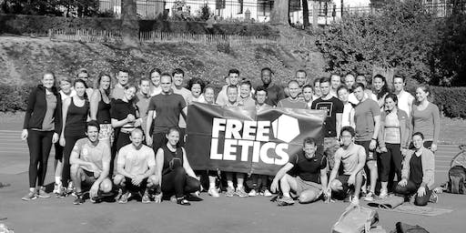 Freeletics Brussels Community Workout (sport & social event)