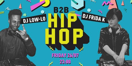 Hip-Hop b2b Night - The Yellow Bar biglietti